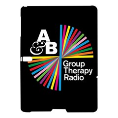 Above & Beyond  Group Therapy Radio Samsung Galaxy Tab S (10 5 ) Hardshell Case  by Onesevenart
