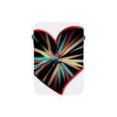 Above & Beyond Apple Ipad Mini Protective Soft Cases by Onesevenart