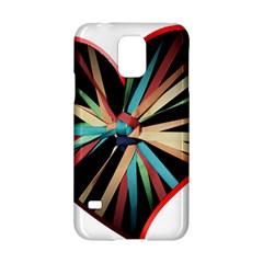 Above & Beyond Samsung Galaxy S5 Hardshell Case  by Onesevenart