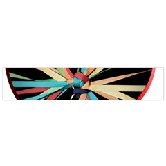 Above & Beyond Flano Scarf (small) by Onesevenart