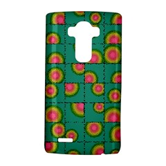 Tiled Circular Gradients Lg G4 Hardshell Case by linceazul
