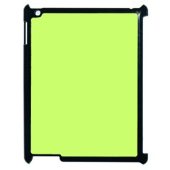 Neon Color   Light Brilliant Spring Bud Apple Ipad 2 Case (black) by tarastyle
