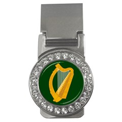 Flag Of Leinster Money Clips (cz)  by abbeyz71