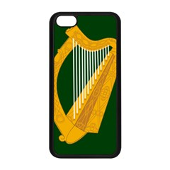 Flag Of Leinster Apple Iphone 5c Seamless Case (black) by abbeyz71