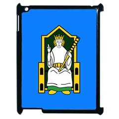 Flag Of Mide Apple Ipad 2 Case (black) by abbeyz71