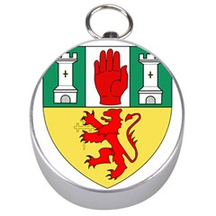 County Antrim Coat Of Arms Silver Compasses by abbeyz71