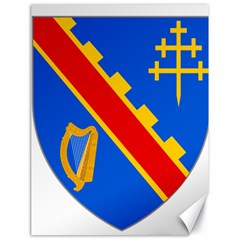 County Armagh Coat of Arms Canvas 18  x 24