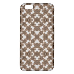 Stylized Leaves Floral Collage Iphone 6 Plus/6s Plus Tpu Case by dflcprints