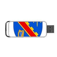 County Armagh Coat Of Arms Portable Usb Flash (one Side) by abbeyz71