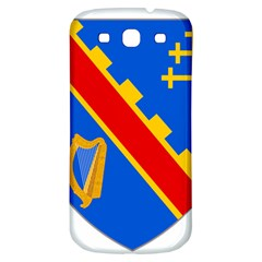 County Armagh Coat Of Arms Samsung Galaxy S3 S Iii Classic Hardshell Back Case by abbeyz71