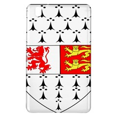 County Carlow Coat Of Arms Samsung Galaxy Tab Pro 8 4 Hardshell Case by abbeyz71