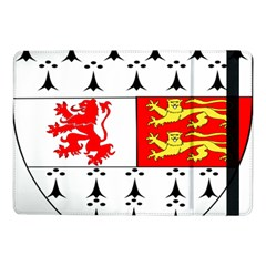 County Carlow Coat Of Arms Samsung Galaxy Tab Pro 10 1  Flip Case