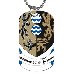 Cavan County Council Crest Dog Tag (one Side) by abbeyz71