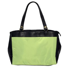 Neon Color   Pale Lime Green Office Handbags by tarastyle