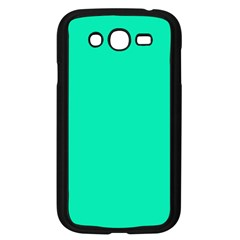 Neon Color   Vivid Turquoise Samsung Galaxy Grand Duos I9082 Case (black) by tarastyle
