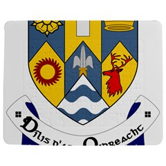County Clare Coat Of Arms Jigsaw Puzzle Photo Stand (rectangular) by abbeyz71