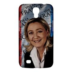 Marine Le Pen Samsung Galaxy Mega 6 3  I9200 Hardshell Case by Valentinaart