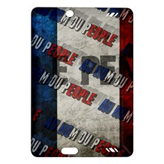 Marine Le Pen Amazon Kindle Fire Hd (2013) Hardshell Case by Valentinaart