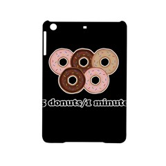 Five Donuts In One Minute  Ipad Mini 2 Hardshell Cases by Valentinaart
