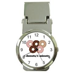 852 Money Clip Watches by Valentinaart