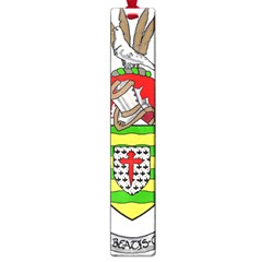 County Donegal Coat Of Arms Large Book Marks by abbeyz71