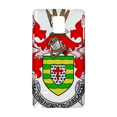 County Donegal Coat Of Arms Samsung Galaxy Note 4 Hardshell Case by abbeyz71