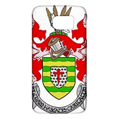 County Donegal Coat Of Arms Galaxy S6 by abbeyz71