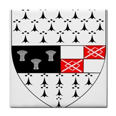 County Kilkenny Coat Of Arms Tile Coasters by abbeyz71