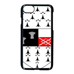 County Kilkenny Coat Of Arms Apple Iphone 7 Seamless Case (black) by abbeyz71