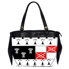 County Kilkenny Coat Of Arms Office Handbags (2 Sides)  by abbeyz71