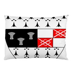 County Kilkenny Coat Of Arms Pillow Case (two Sides) by abbeyz71