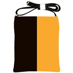Flag Of County Kilkenny Shoulder Sling Bags by abbeyz71