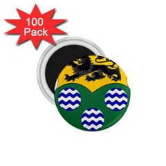 County Leitrim Coat Of Arms 1 75  Magnets (100 Pack)  by abbeyz71