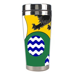 County Leitrim Coat Of Arms Stainless Steel Travel Tumblers by abbeyz71