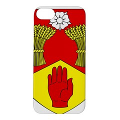 County Londonderry Coat Of Arms  Apple Iphone 5s/ Se Hardshell Case by abbeyz71