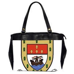 County Mayo Coat Of Arms Office Handbags (2 Sides)  by abbeyz71