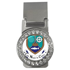County Meath Coat Of Arms Money Clips (cz)  by abbeyz71