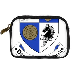 County Monaghan Coat Of Arms Digital Camera Cases by abbeyz71