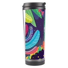 Sloth In Nature Travel Tumbler by Mjdaluz