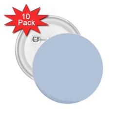 Pastel Color   Light Azureish Gray 2 25  Buttons (10 Pack)  by tarastyle