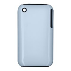 Pastel Color   Light Azureish Gray Iphone 3s/3gs by tarastyle