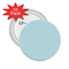 Pastel Color   Light Cyanish Gray 2 25  Buttons (10 Pack)  by tarastyle