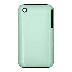 Pastel Color   Light Greenish Gray Iphone 3s/3gs by tarastyle
