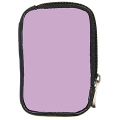 Pastel Color   Magentaish Gray Compact Camera Cases