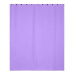 Pastel Color   Pale Blue Violet Shower Curtain 60  X 72  (medium)  by tarastyle
