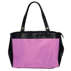 Pastel Color   Pale Cerise Office Handbags by tarastyle