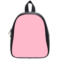 Pastel Color   Pale Crimson School Bags (small)  by tarastyle