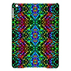 Glittering Kaleidoscope Mosaic Pattern Ipad Air Hardshell Cases by Costasonlineshop