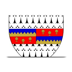 County Tipperary Coat Of Arms  Plate Mats by abbeyz71