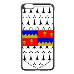 County Tipperary Coat Of Arms  Apple Iphone 6 Plus/6s Plus Black Enamel Case by abbeyz71